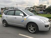 Bán Kia Carens 2.0 đời 2010, màu bạc, nhập khẩu nguyên chiếc số tự động