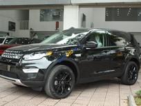 Bán LandRover Discovery Sport HSE Luxury sản xuất 2016, màu đen, nhập khẩu nguyên chiếc