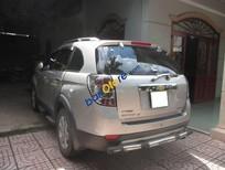 Bán Chevrolet Captiva MT 2010, màu bạc chính chủ