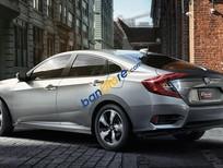Bán ô tô Honda Civic 1.5L VTEC TURBO sản xuất năm 2017, màu bạc, nhập khẩu