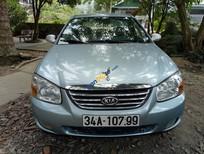 Bán ô tô Kia Cerato đời 2007, màu lam bạc, nhập khẩu