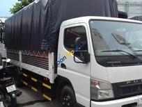 Xe tải Fuso Canter tải trọng 4.6 tấn- tổng tải 8.2 tấn nhập khẩu mới 100%