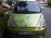 Cần bán xe Chevrolet Spark LT sản xuất 2009, màu xanh, nhập khẩu nguyên chiếc giá cạnh tranh