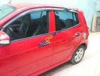 Cần bán gấp Kia Morning AT đời 2010, màu đỏ