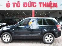 Cần bán lại xe Suzuki Grand vitara 2.0 sản xuất năm 2012, màu đen, xe nhập chính chủ