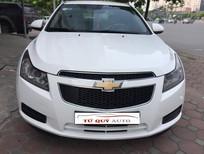 Xe Chevrolet Cruze LS 1.6MT 2012, trắng