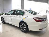 Cần bán Honda Accord 2.4AT sản xuất 2017, màu trắng, nhập khẩu nguyên chiếc