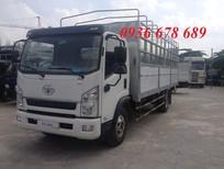 Bán xe tải Faw 7,25 tấn thùng dài 6,3m, máy to cầu to. Giá tốt nhất thị trường