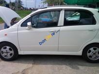 Cần bán Chevrolet Spark năm 2005, màu trắng, nhập khẩu số tự động, giá tốt