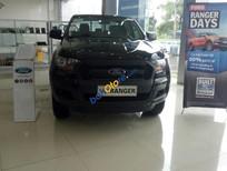 Cần bán Ford Ranger XL đời 2017, màu đen, xe nhập, giá chỉ 634 triệu