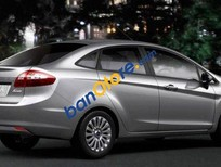 Cần bán lại xe Ford Fiesta năm 2012, màu bạc