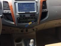Cần bán xe Toyota Fortuner 2.7V 2011, màu đen