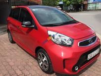Cần bán lại xe Kia Morning Si 1.25AT năm sản xuất 2016, màu đỏ số tự động, 395tr