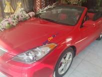 Bán Toyota Solara đời 2005, màu đỏ, nhập khẩu