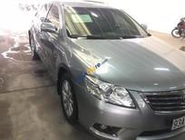 Cần bán lại xe Toyota Camry 2.4G đời 2011, màu bạc số tự động, giá chỉ 770 triệu