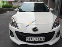 Bán ô tô Mazda 3 S sản xuất năm 2014, màu trắng số tự động