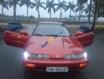 Bán gấp Honda Integra đời 1992, màu vàng, xe nhập chính chủ