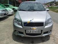 Cần bán lại xe Chevrolet Aveo 1.5 LT sản xuất 2014, màu bạc số sàn, giá tốt