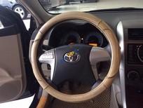 Cần bán lại xe Toyota Corolla altis 1.8G năm 2013, màu đen số sàn