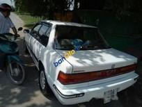 Cần bán lại xe Honda Civic 1988, màu trắng, xe mới sơn đẹp gầm êm đầm, xe bao đi xa
