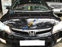 Cần bán xe Honda Civic 1.8 sản xuất 2008, màu đen