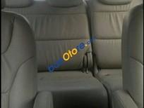 Bán xe Honda Odyssey đời 2007, xe hoàn hảo, màu đen ghế da