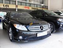 Cần bán lại xe Mercedes CL 550 đời 2007, màu đen, xe nhập số tự động
