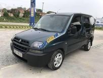 Cần bán gấp Fiat Doblo đời 2003, màu xanh lam