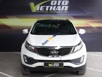 Bán xe Kia Sportage 2.0AT đời 2013, màu trắng, nhập khẩu nguyên chiếc
