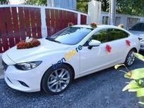 Bán ô tô Mazda 6 2.5 đời 2015, màu trắng chính chủ