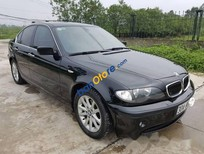 Bán xe BMW 3 Series 318i sản xuất 2005, màu đen, giá 285tr