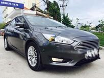 Bán ô tô Ford Focus Titanium 1.5 AT Ecoboost sản xuất năm 2016, màu nâu