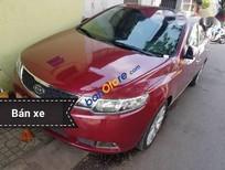 Bán xe Kia Forte AT sản xuất 2011, màu đỏ