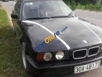Bán BMW 5 Series 525i đời 1996, màu đen
