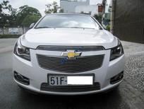Cần bán Chevrolet Cruze LTZ đời 2015, màu trắng
