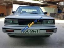 Bán Nissan Maxima đời 1987, màu bạc