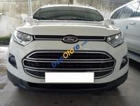 Bán Ford EcoSport Trend AT sản xuất 2014, màu trắng giá cạnh tranh