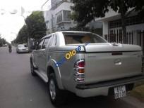 Cần bán lại xe Toyota Hilux sản xuất năm 2009, màu bạc còn mới