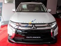 Mitsubishi Outlander 2.4 CVT 7 chỗ (nhập khẩu Nhật Bản)=> New Version 2017