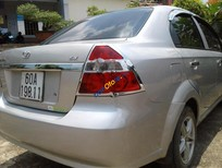 Cần bán gấp Daewoo Gentra SX đời 2009, màu bạc chính chủ