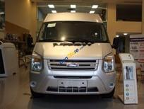 Cần bán Ford Transit Standard Mid sản xuất năm 2017, màu bạc, giá chỉ 798 triệu