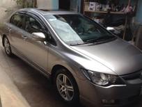 Cần bán gấp Honda Civic 2.0 đời 2011, màu bạc