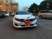 Cần bán Kia Optima 2.0 đời 2014, màu trắng, xe nhập