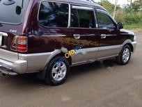 Bán Toyota Zace GL đời 2002, màu nâu chính chủ
