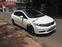 Bán Honda Civic 1.8 năm 2014, màu trắng, giá 495tr