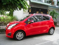 Cần bán xe Chevrolet Spark LTZ đời 2015, màu đỏ số tự động