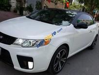 Cần bán xe Kia Cerato Koup 2010, màu trắng số tự động