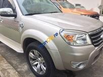Bán xe Ford Everest 2.5L đời 2011 số sàn, giá 570tr