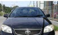 Bán Toyota Vios MT 2005, màu đen, giá tốt