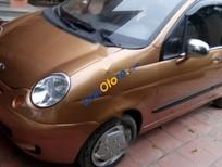 Bán Daewoo Matiz SE 0.8 MT đời 2005, màu nâu, giá 75tr